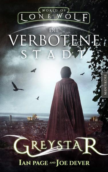 Greystar 2 - Die verbotene Stadt (E-Book)