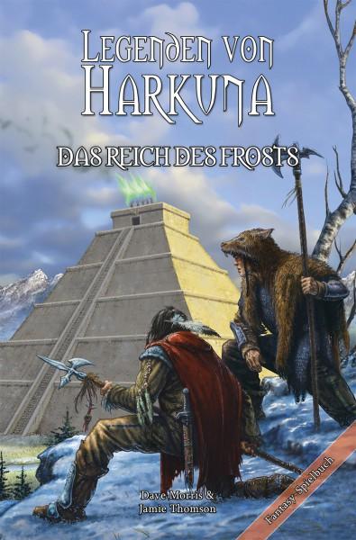 Legenden von Harkuna 4: Das Reich des Frosts