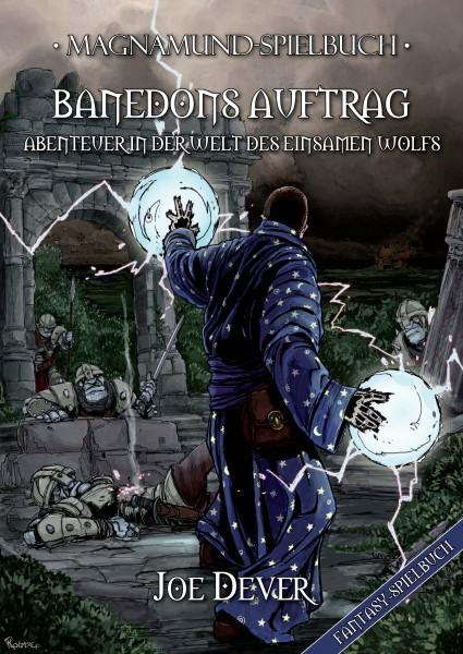 Magnamund Spielbuch: Banedons Auftrag (E-Book)