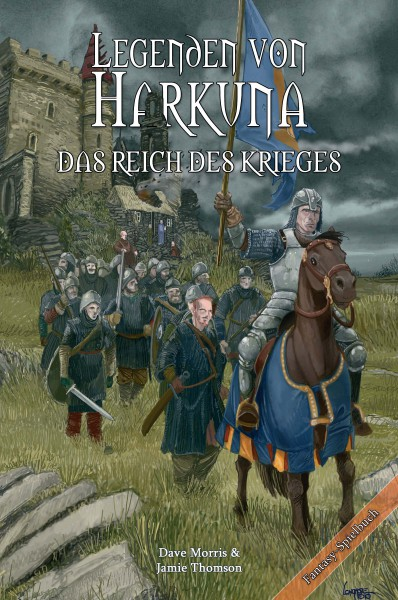 Legenden von Harkuna 1: Das Reich des Krieges