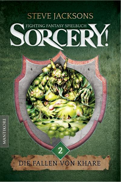 Sorcery! 02 - Die Fallen von Kharé