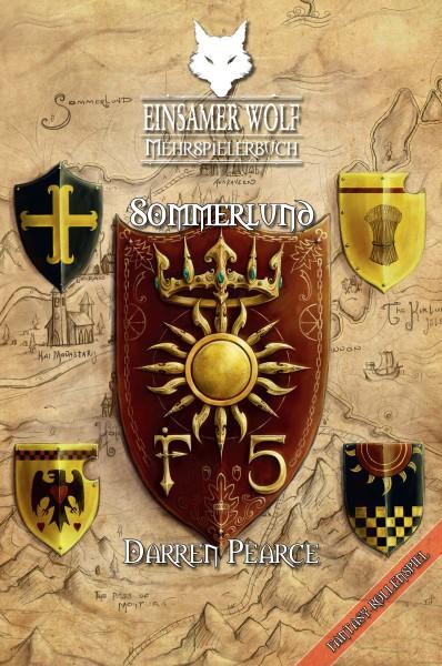 Einsamer Wolf Mehrspielerbuch 4: Sommerlund