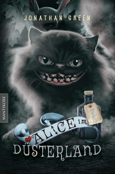 Alice im Düsterland - Ein Fantasy-Spielbuch (gebundene Ausgabe)