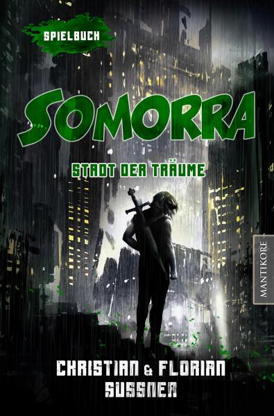 Somorra 2 - Stadt der Träume - Ebook