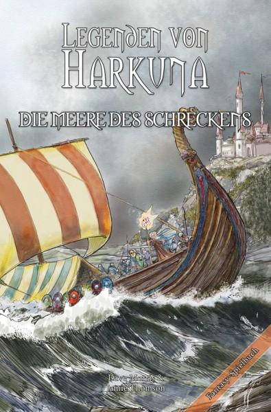 Legenden von Harkuna 3: Die Meere des Schreckens