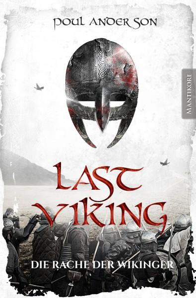Last Viking 2 - Die Rache der Wikinger - E-Book