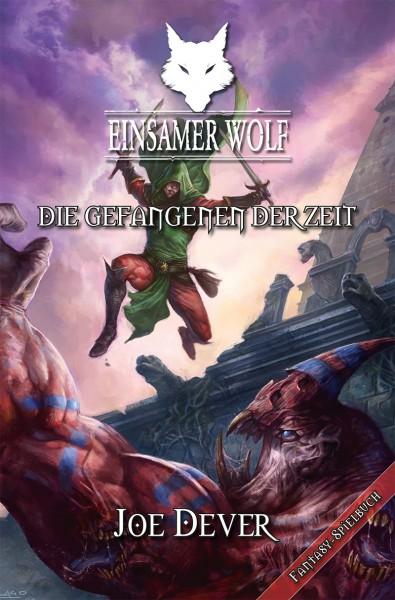 Einsamer Wolf 11: Die Gefangenen der Zeit