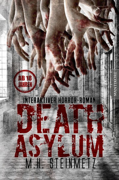 Death Asylum - Interaktiver Horror-Roman- E-Book
