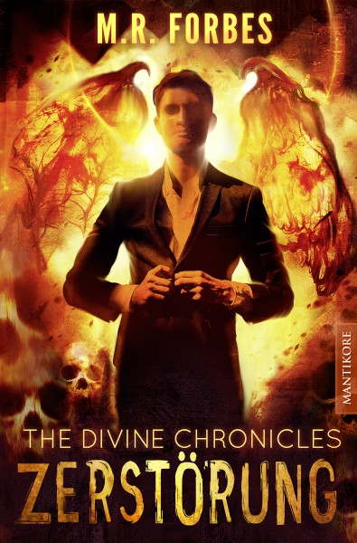 The Divine Chronicles 3 - Zerstörung - E-Book