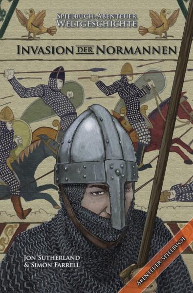 Abenteuer Weltgeschichte 1: Die Invasion der Normannen (E-Book)