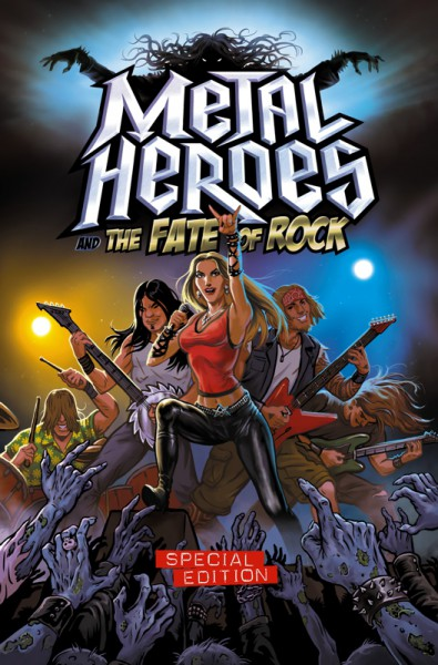 Metal Heroes - and the Fate of Rock SPECIAL EDITION