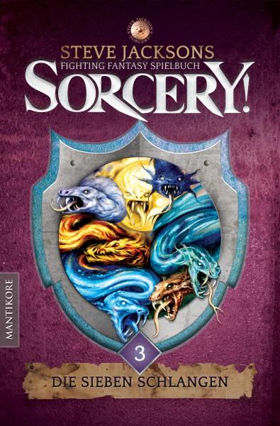 Sorcery! 03 - Die Sieben Schlangen