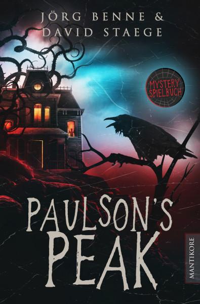 Paulson´s Peak - Mystery-Spielbuch