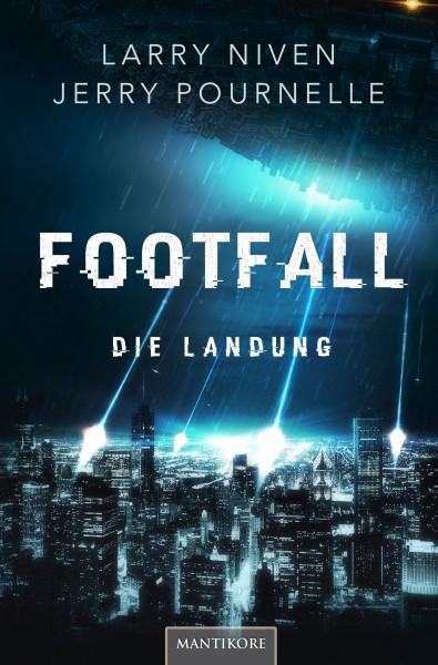 Footfall - Die Landung - E-Book
