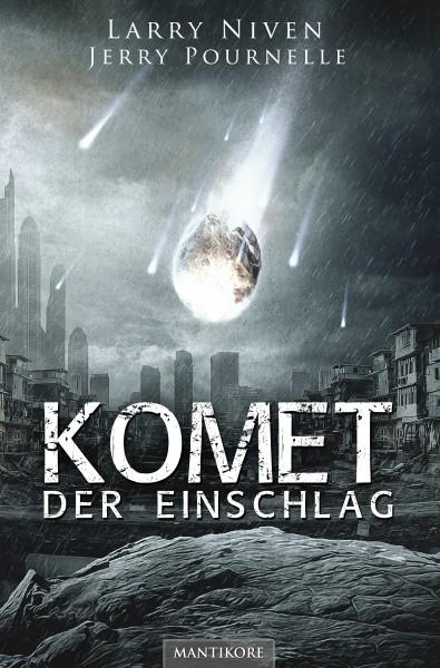 Komet - Der Einschlag (E-Book)