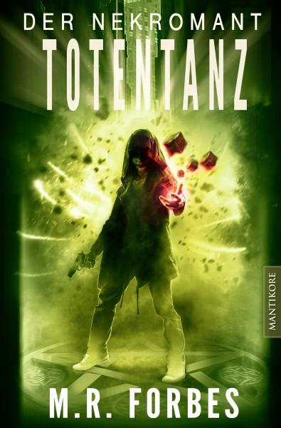 Der Nekromant - Totentanz - E-Book