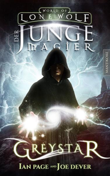 Greystar 1 - Der junge Magier (E-Book)
