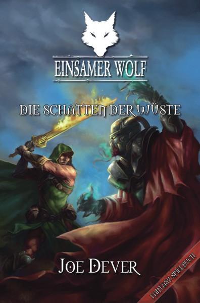 Einsamer Wolf 5: Die Schatten der Wüste (E-Book)