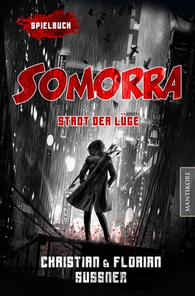 Somorra - Stadt der Lüge - E-Book