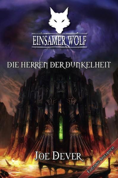 Einsamer Wolf 12: Die Herren der Dunkelheit (E-Book)