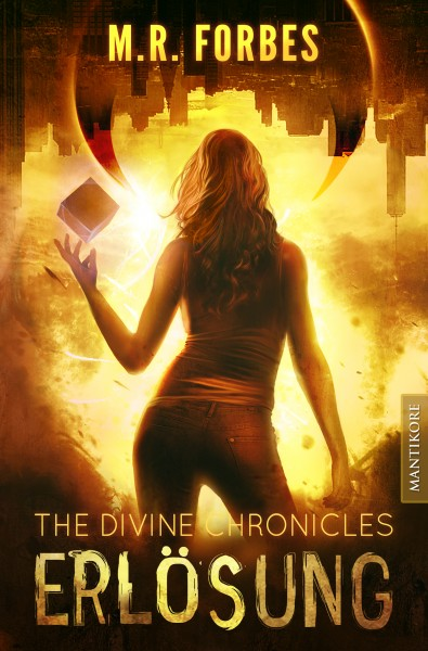 THE DIVINE CHRONICLES 4 - ERLÖSUNG-Ebook