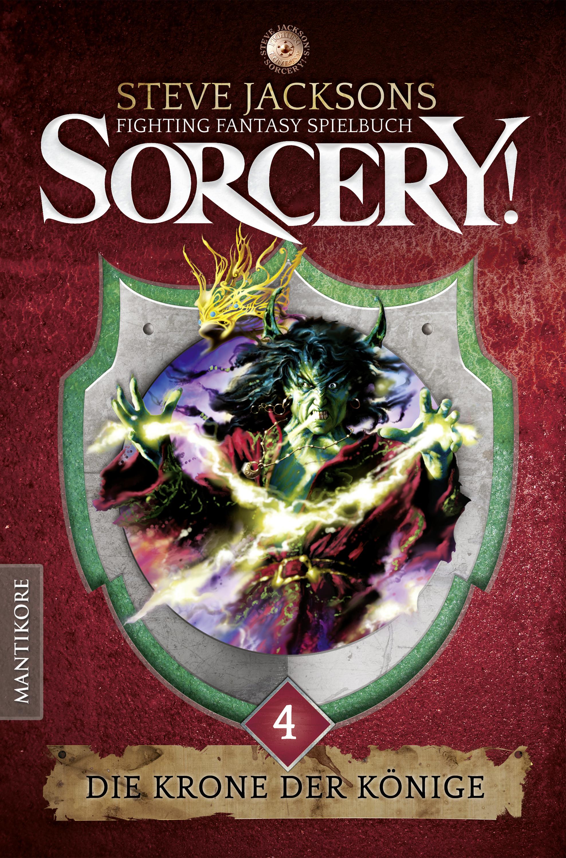 Konige Der Finsternis Karte.Sorcery 04 Die Krone Der Konige