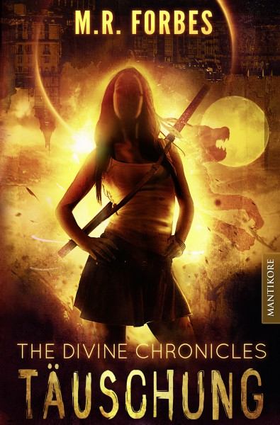 The Divine Chronicles 2 - Täuschung (E-Book)