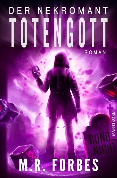 Der Nekromant - Totengott - EBook