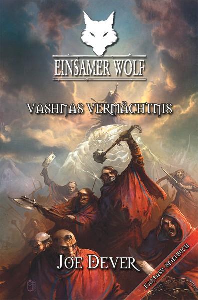 Einsamer Wolf 16: Vashnas Vermächtnis