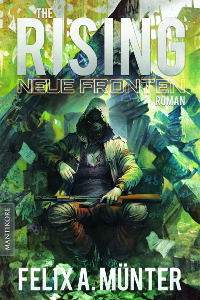 The Rising 3 - Neue Fronten (E-Book)