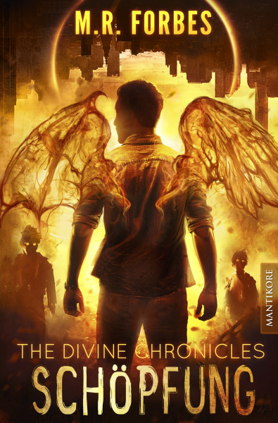 THE DIVINE CHRONICLES 5 - SCHÖPFUNG