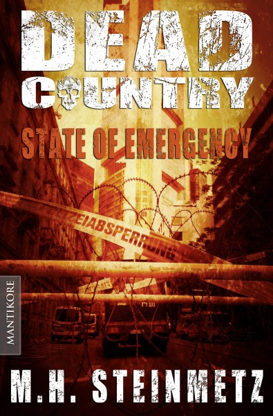 Dead Country 1 - State of Emergency (E-Book)