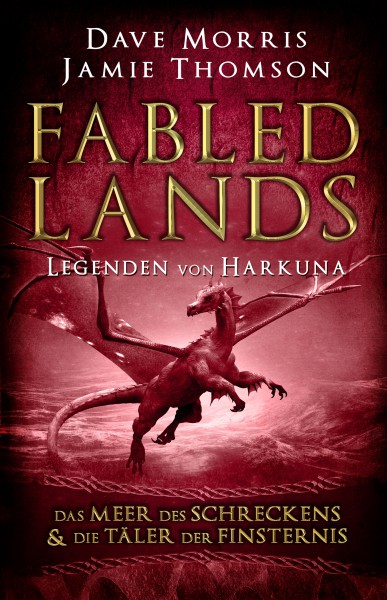 Fabled Lands - Die Legenden von Harkuna: Die Meere des Schreckens & Die Täler der Finsternis