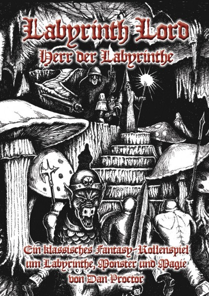 Labyrinth Lord: Herr der Labyrinthe