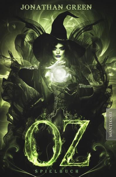 OZ - Ein Fantasy-Spielbuch